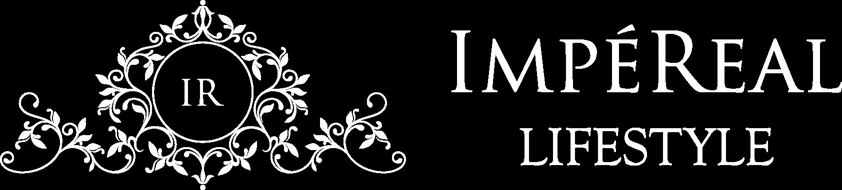 Impereal Logo White