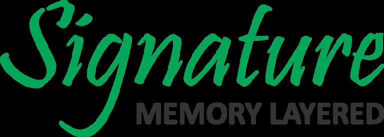 Impereal Signature - Orthopedic Memory Mattress - Logo - Mattress Gujarat